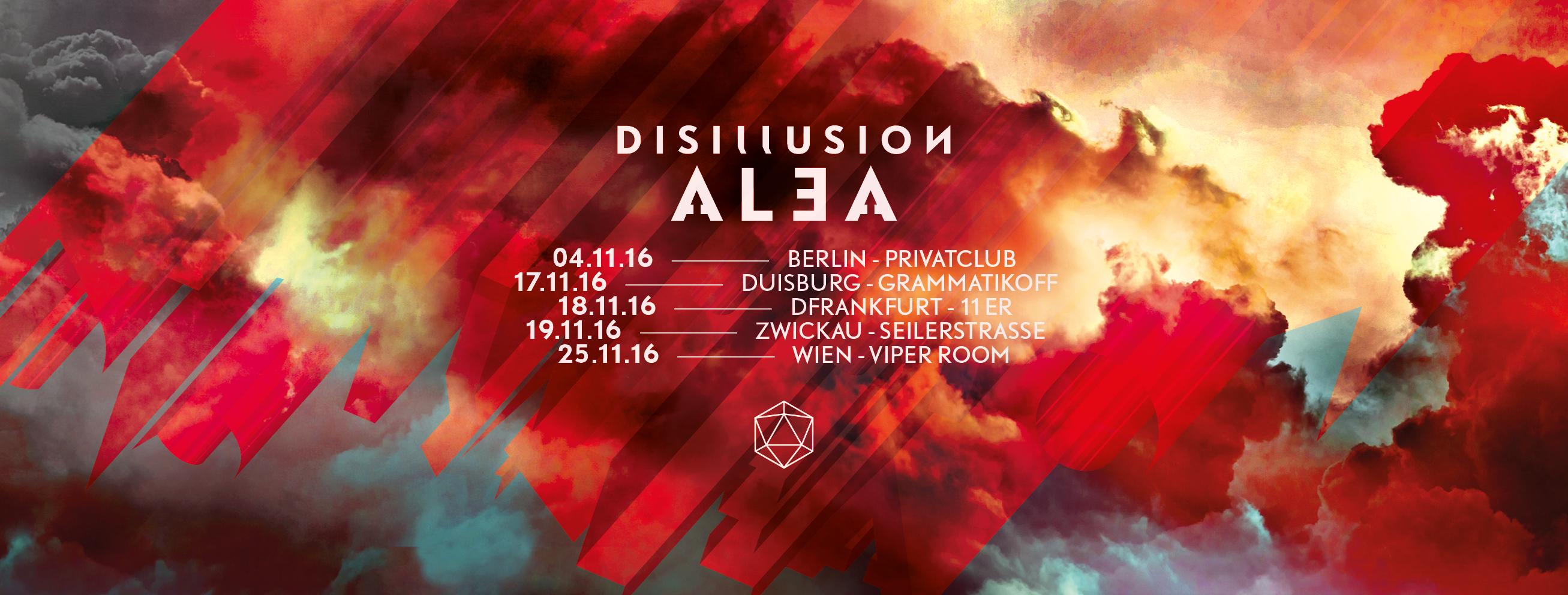 Disillusion Alea Banner